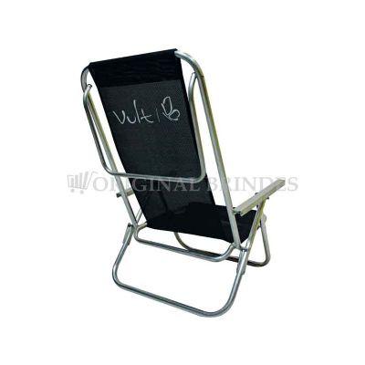 original-brindes - Cadeira de praia preguiçosa