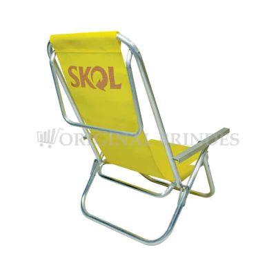 Cadeira de praia preguiçosa