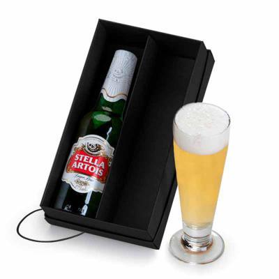 Kit Cerveja com caixa cartonada