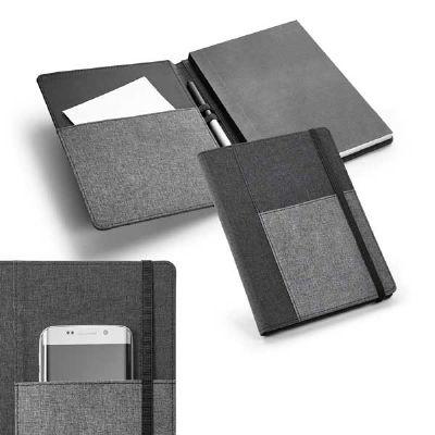 Projeto Promocional - Capa com caderno