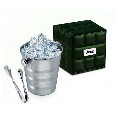 Projeto Promocional - Balde para Gelo Inox 1 Litro