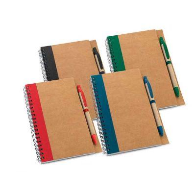 Projeto Promocional - Caderno