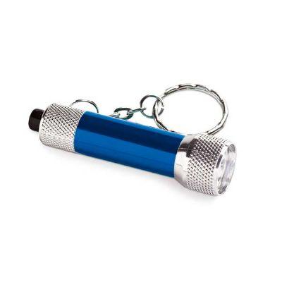 Chaveiro lanterna - Projeto Promocional
