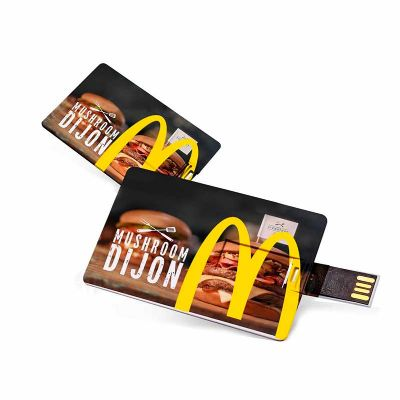 projeto-promocional - Pen drive formato de card