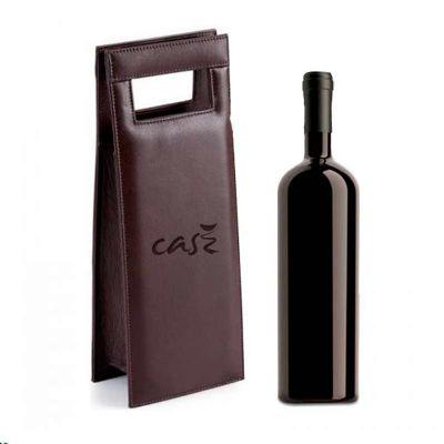 projeto-promocional - Porta garrafa de vinho