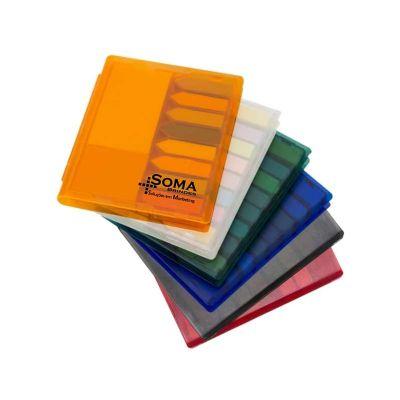 soma-brindes - Bloco de anotações com sticky notes