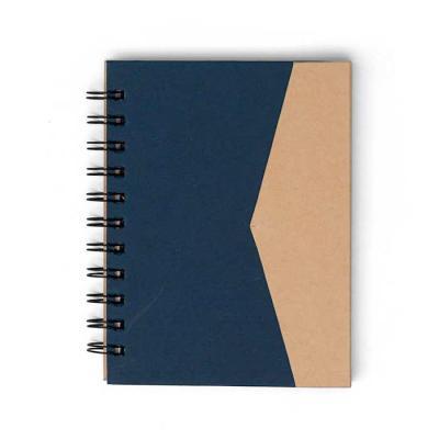soma-brindes - Bloco de anotações ecológico com sticky notes e suporte para caneta. Bloco de capa colorida com abertura lateral imantada, primeira folha com cinco bl...
