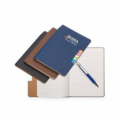 SOMA Brindes - Cadernos de anotações