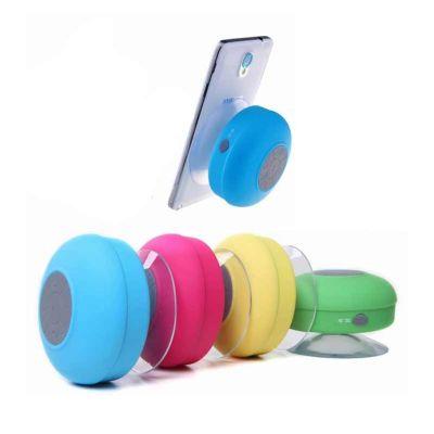 SOMA Brindes - Caixa de som bluetooth impermeável