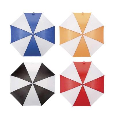 SOMA Brindes - Guarda-chuva 2 cores e cabo plástico