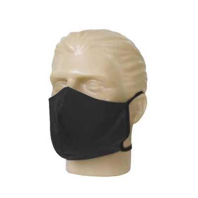 Máscaras reutilizáveis em brim
