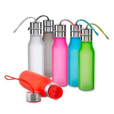 soma-brindes - Squeeze plástico fosco 600ml