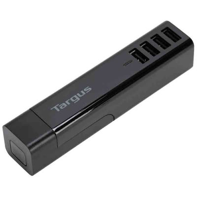 Targus - Carregador Universal Targus com 4 portas USB