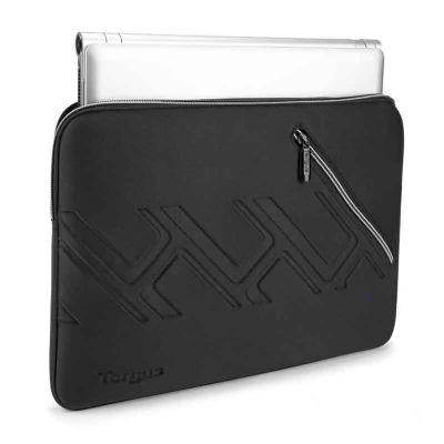 """Targus - Case Targus Trax para Notebook 15,6"""" - TSS677  Case Trax da Targus é uma luva para o transporte seguro e discreto do seu notebook de até 15,6"""". Este c..."""