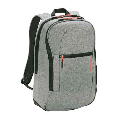 "karimex - Mochila Commuter para Notebook 15.6"" Cinza"