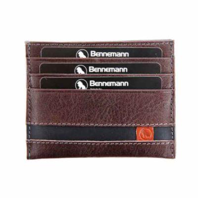 Bennemann Artefatos de Couro - Porta cartão de couro