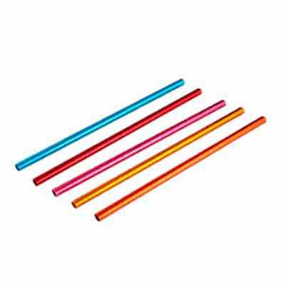 Tamanho 6 x 200 mm Cores disponíveis: verde, amarelo, azul, roxo, rosa, natural e preto Personali...