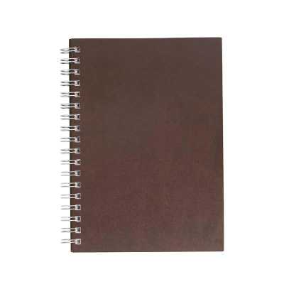 Caderno capa dura personalizado - QI Brindes