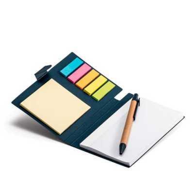 Caderno personalizado - QI Brindes