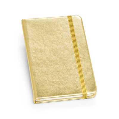 qi-brindes - Caderno capa dura personalizado