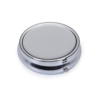 qi-brindes - Porta Comprimido Metal