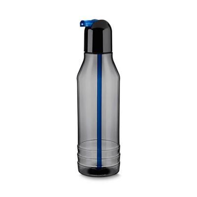QI Brindes - Garrafa plástica 600 ml com canudo