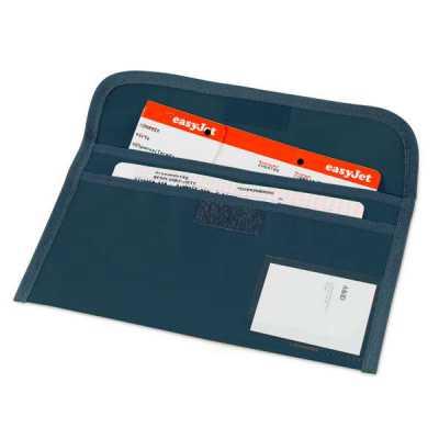 Bolsa porta documentos de viagem personalizada