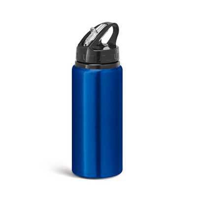 Squeeze. Alumínio e PP. Capacidade até 670 ml