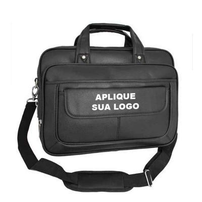 europa-shop - Material: couro sintético.   Bolso frontal de acesso rápido, fechado com velcro. Compartimento com porta celular, porta canetas.  Compartimento acolch...