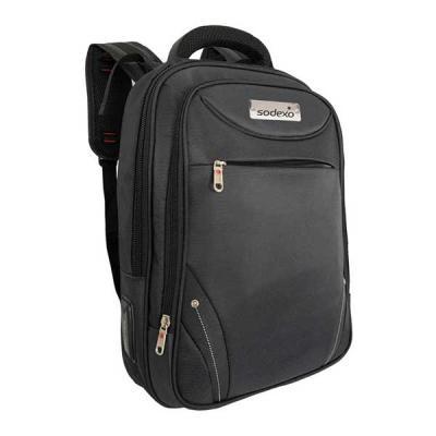 europa-shop - Mochila personalizada P923-L 2 divisórias sendo uma para notebook.  Alças e costas acolchoada, revestimento interno Mochila para brinde corporativo co...
