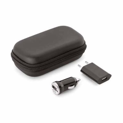 lukka-brindes-e-presentes - Kit Carregador USB