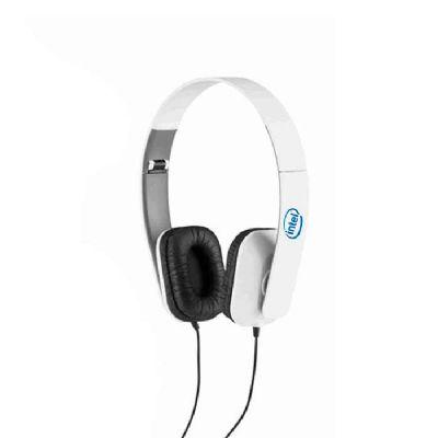 Lukka Brindes e Presentes - Nosso fone de ouvido dobrável personalizado é uma ótima opção para quem deseja presentear ou agradar seu cliente de um maneira legal e divertida, disp...
