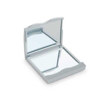 Mini espelho (quadrado) - Lukka Brindes e Presentes