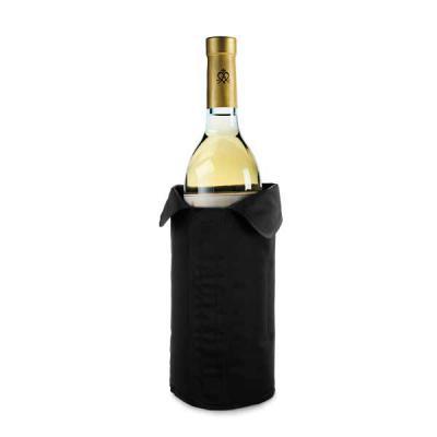 Luva Refrigeradora para Garrafa em Nylon 190. Deixe seu vinho na temperatura ideal. Personalizaçã...