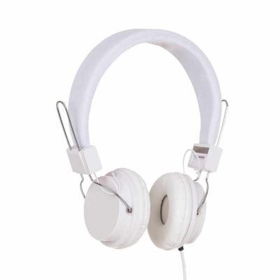 Fone de Ouvido Estéreo Personalizado com Microfone