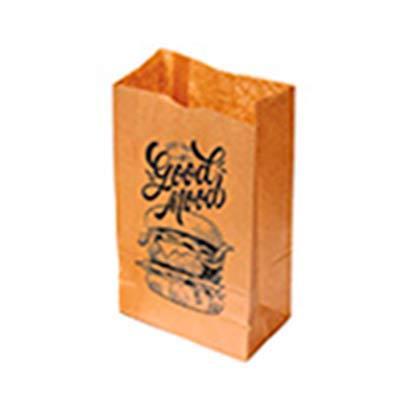 Saco Para Delivery Personalizado 20x37,5cm