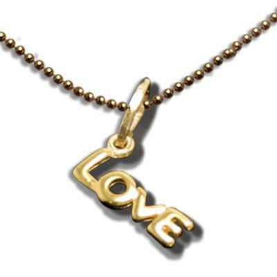 Colar love promocional - Fox Brindes que Valem Ouro