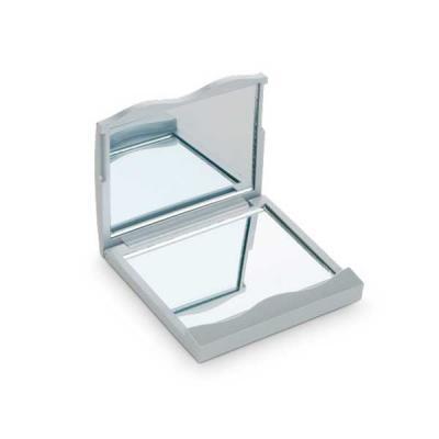 Maxim Brindes - Espelho de maquiagem duplo - 68 x 64mm