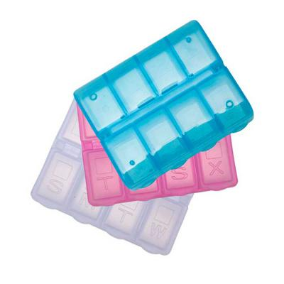 maxim-brindes - Porta comprimido semanal em material plástico