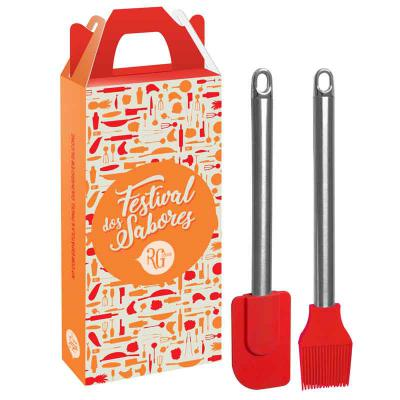 RG Ideias - Kit utensílios de cozinha