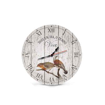 rg-ideias - Relógio de parede