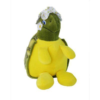 Mega Fofo Confecções e Brinque... - Pelúcia tartaruga flor