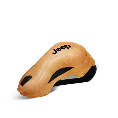 maiz-brindes - Porta Óculos Ecológico de Fibra de Coco ou Madeira para Fixar no Quebra Sol do Veículo • Designer Exclusivo • Material composto de fibra de coco ou ma...