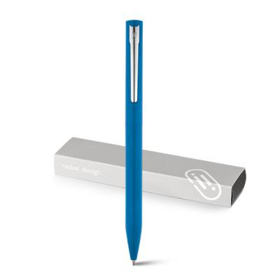 Cia Brindes - Caneta Esferográfica Aluminio twist