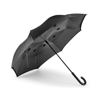 Cia Brindes - Guarda chuva reversivel