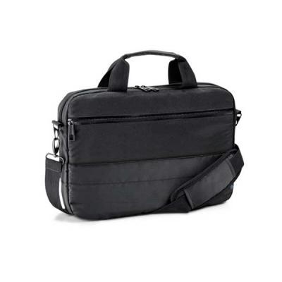 FCFIT Bolsas Thermal Bags - Pasta para notebook. 840D jacquard e 300D. Compartimento com divisória almofadada para notebook até 13.3''. Interior forrado e almofadado. 2 bolsos fr...