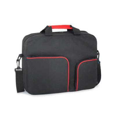 fcfit-bolsas-thermal-bags - Pasta multifunções. 600D. Com bolsos frontais com zíper e alça de ombro ajustável, com reforço. 380 x 300 x 80 mm