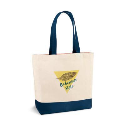 FCFIT Bolsas Thermal Bags - Sacola. 100% algodão canvas: 280 g/m². Com bolso interior e alças de 65 cm. 460 x 400 x 150 mm