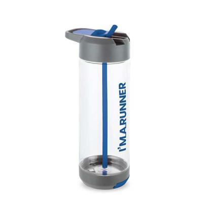 fcfit-bolsas-thermal-bags - Squeeze. Tritan™. Com suporte para celular. Capacidade até 750 ml. Food grade. ø75 x 222 mm