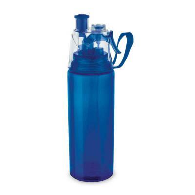 fcfit-bolsas-thermal-bags - Squeeze. PS e ABS. Com borrifador de água. Capacidade até 600 ml. Food grade. ø66 x 250 mm